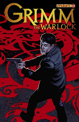 Grimm: The Warlock No.3 (sur 4): Digital Exclusive Edition