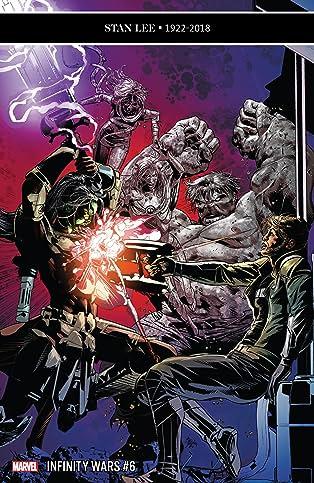 Infinity Wars (2018) #6 (of 6)