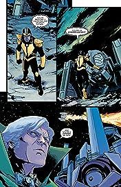Infinity Wars: Fallen Guardian (2018) #1