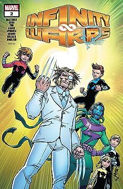 Infinity Wars: Infinity Warps (2018) #2 (of 2)