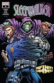 Infinity Wars: Sleepwalker (2018) #4 (of 4)