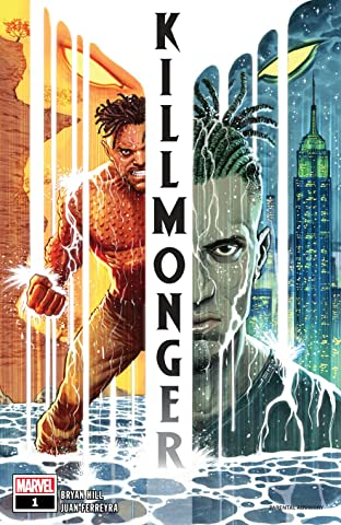 Killmonger (2018-2019) No.1 (sur 5)