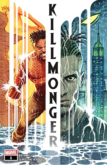 Killmonger (2018-2019) #1 (of 5)