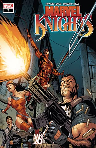 Marvel Knights: 20th (2018-) #3 (of 6)