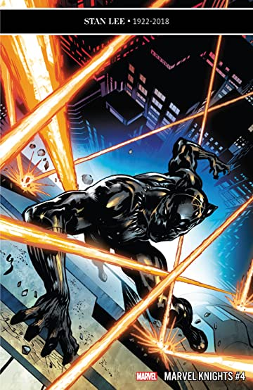 Marvel Knights: 20th (2018-2019) #4 (of 6)