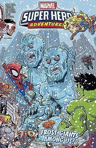 Marvel Super Hero Adventures: Captain Marvel – Frost Giants Among Us! (2018) No.1