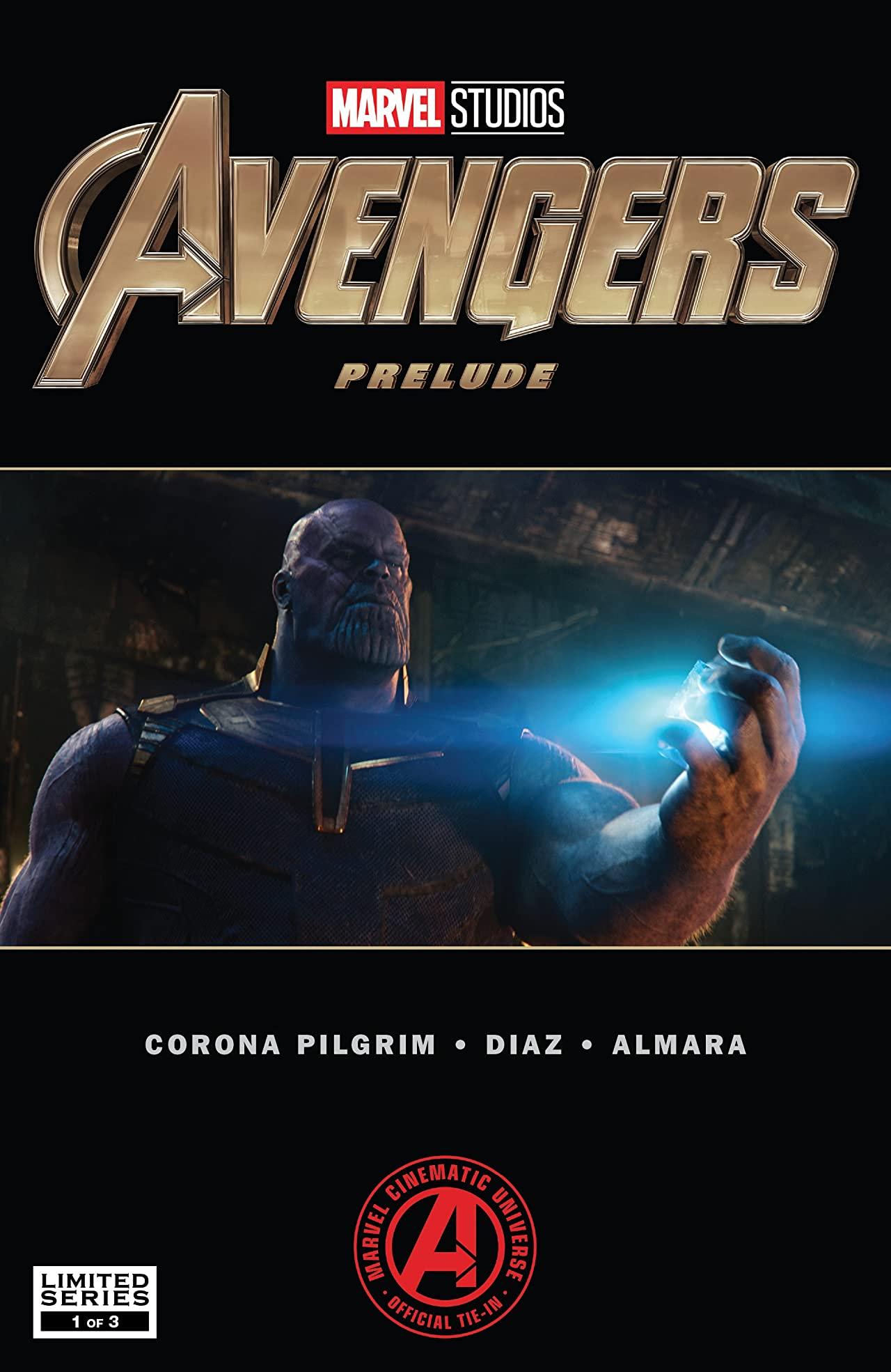 Marvel's Avengers: Endgame Prelude (2018-) #1 (of 3)