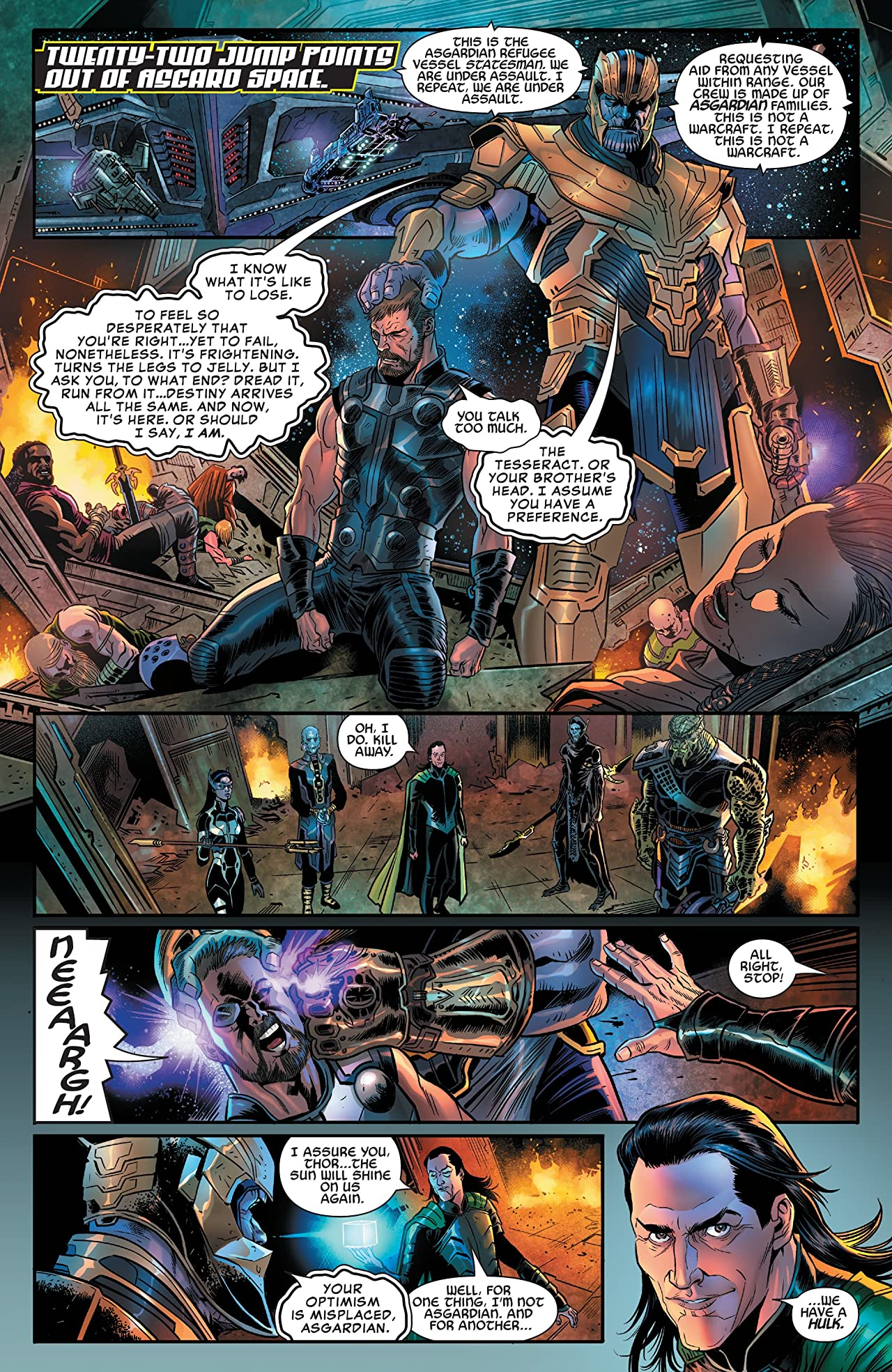 Marvel's Avengers: Endgame Prelude (2018-2019) #1 (of 3)