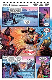 Merry X-Men Holiday Special (2018) #1