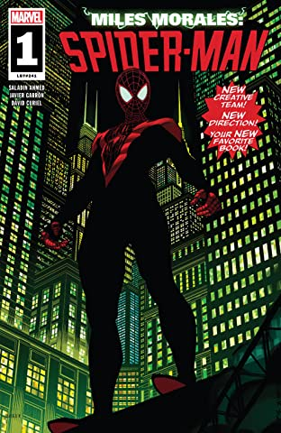 Miles Morales: Spider-Man (2018-) No.1