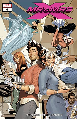 Mr. and Mrs. X (2018-) #6
