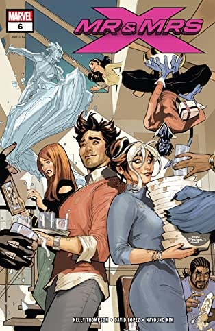 Mr. and Mrs. X (2018-2019) #6