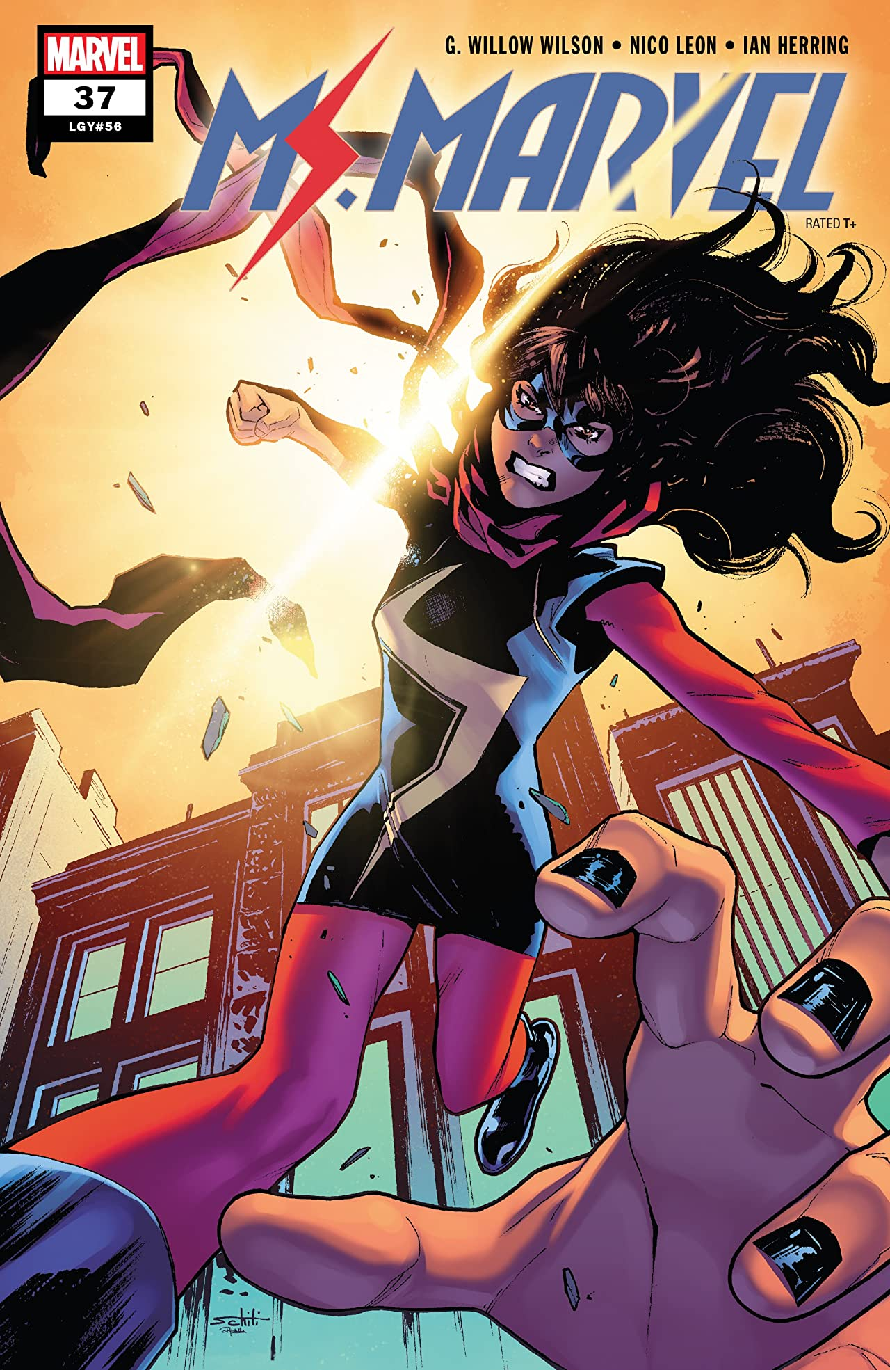 Ms. Marvel (2015-) No.37