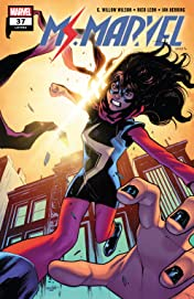 Ms. Marvel (2015-) #37