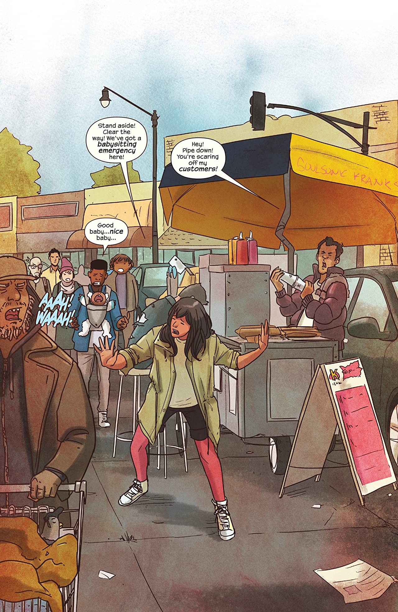 Ms. Marvel (2015-2019) #37