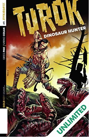 Turok: Dinosaur Hunter #1: Digital Exclusive Edition