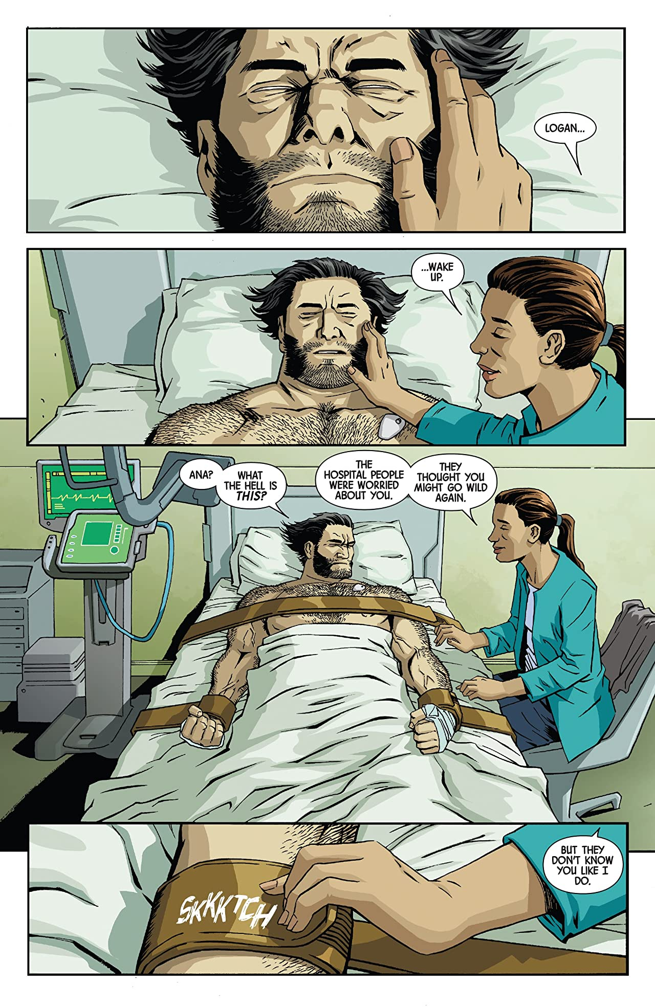 Return Of Wolverine (2018-) No.4 (sur 5)