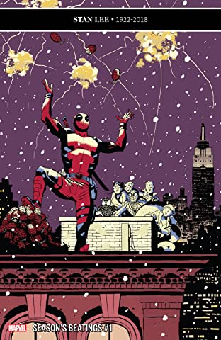 Season's Beatings (2018) #1