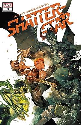 Shatterstar (2018-2019) #3 (of 5)