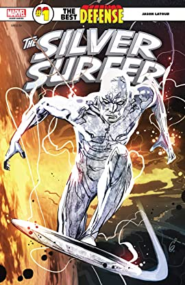 Silver Surfer: The Best Defense (2018) #1