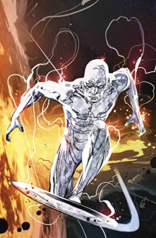 Silver Surfer: Defenders (2018) #1