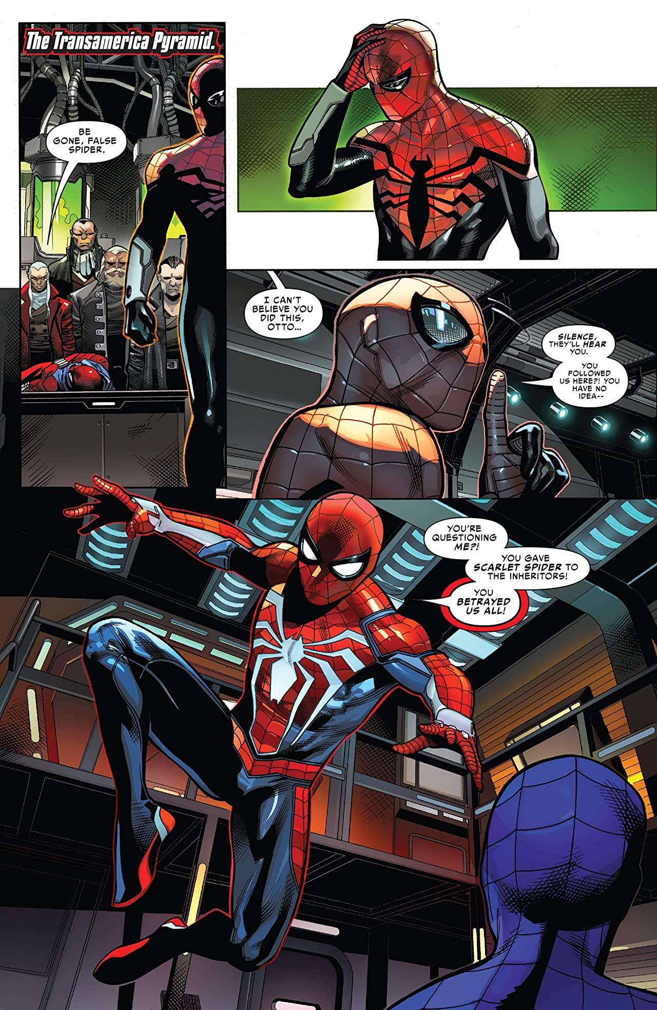 Spider-Geddon (2018) #5 (of 5)