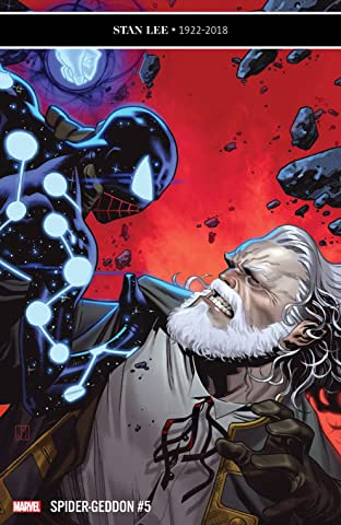 Spider-Geddon (2018-) #5 (of 5)