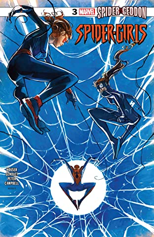 Spider-Girls (2018) No.3 (sur 3)