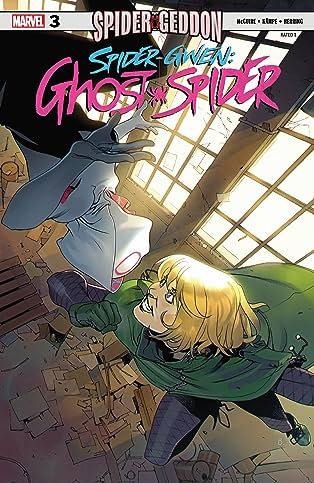 Spider-Gwen: Ghost-Spider (2018-) #3