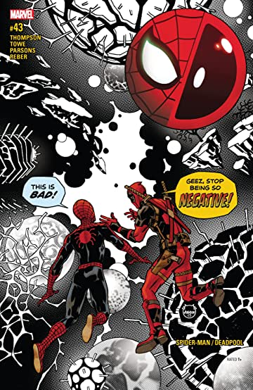 Spider-Man/Deadpool (2016-2019) #43