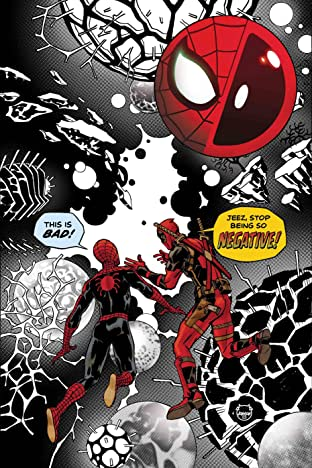 Spider-Man/Deadpool (2016-) #43