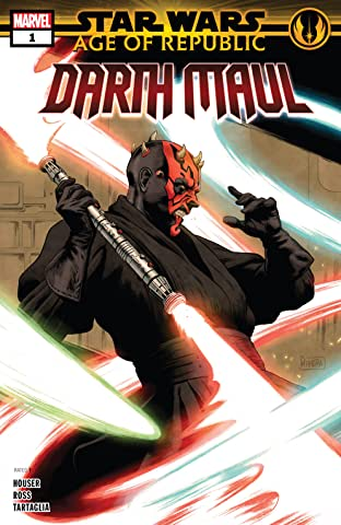 Star Wars: Age Of Republic - Darth Maul (2018) #1