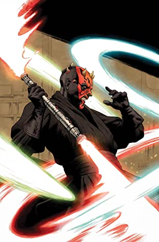 Star Wars: Age Of The Republic - Darth Maul (2018) #1