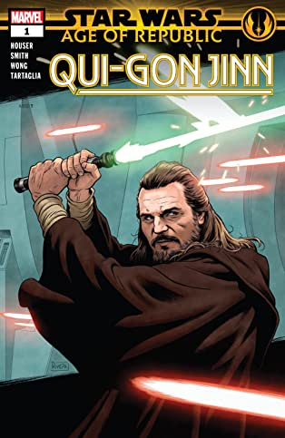 Star Wars: Age Of Republic - Qui-Gon Jin (2018) #1