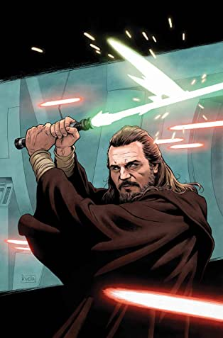 Star Wars: Age Of The Republic - Qui-Gon Jin (2018) #1