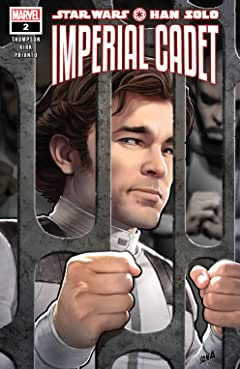 Star Wars: Han Solo - Imperial Cadet (2018-2019) #2 (of 5)