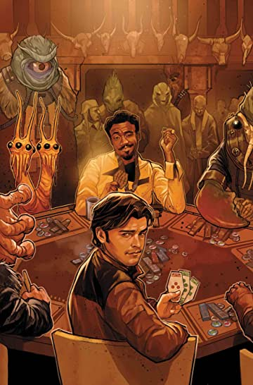 Solo: A Star Wars Story Adaptation (2018-2019) #3 (of 7)