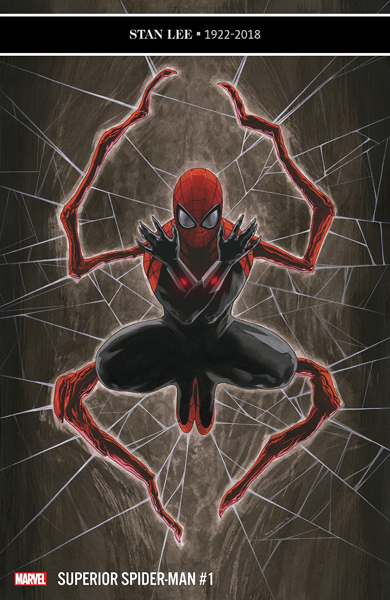 Superior Spider-Man (2018-2019) #1