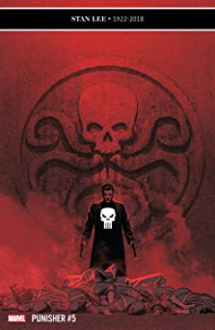 The Punisher (2018-) No.5