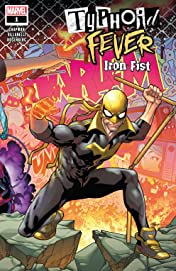 Typhoid Fever: Iron Fist (2018) #1