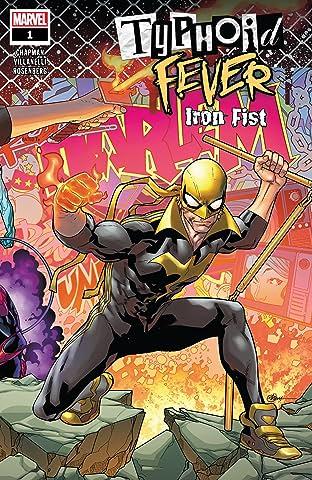 Typhoid Fever: Iron Fist (2018) #1