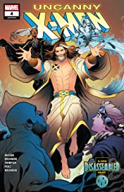 Uncanny X-Men (2018-) No.4