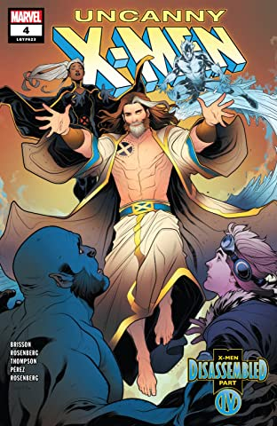 Uncanny X-Men (2018-2019) No.4