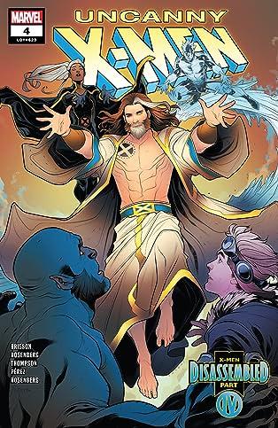 Uncanny X-Men (2018-2019) #4