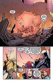 Uncanny X-Men (2018-) #4