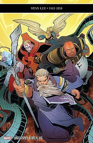 Uncanny X-Men (2018-2019) #6