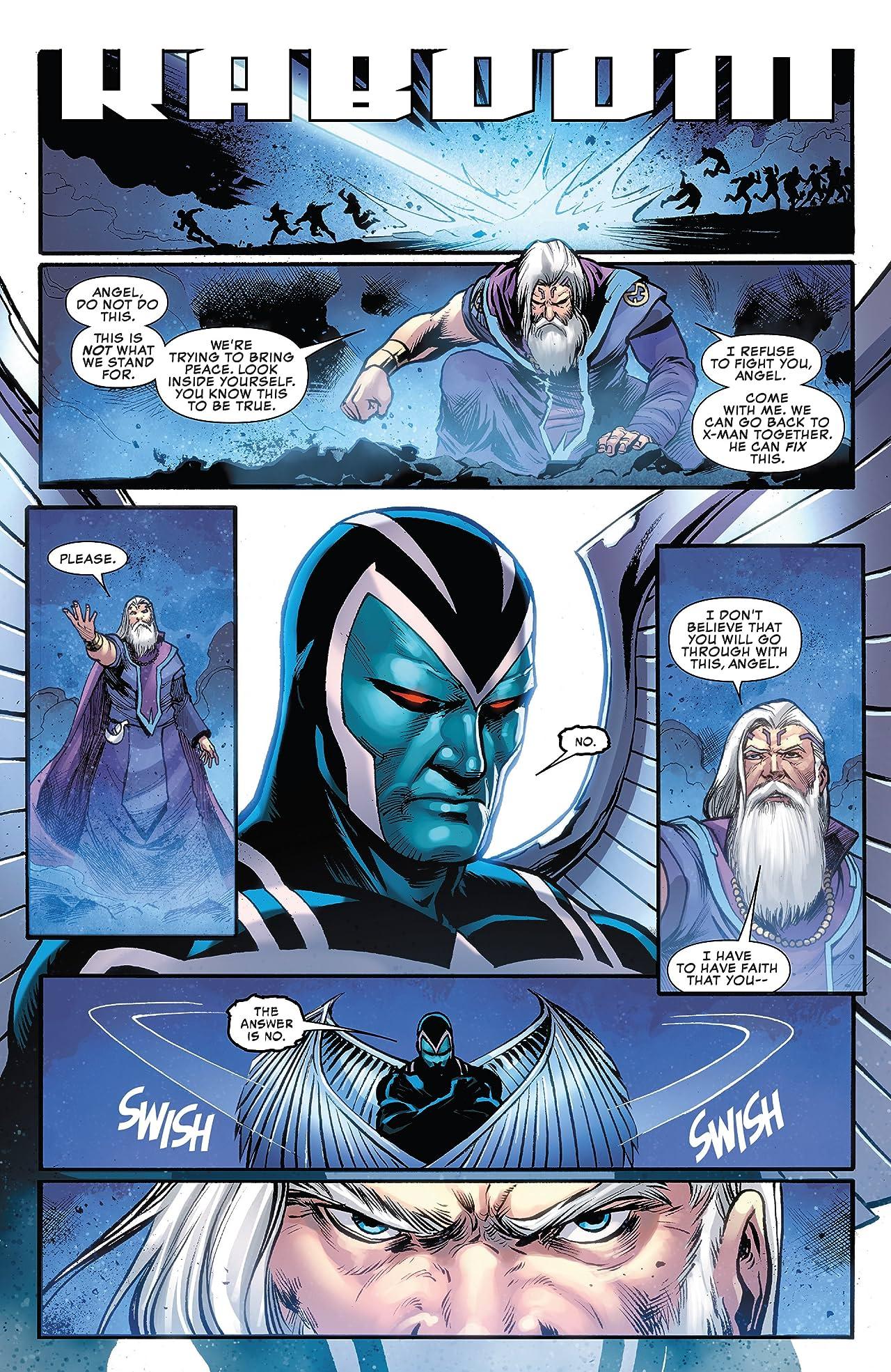 Uncanny X-Men (2018-) #6