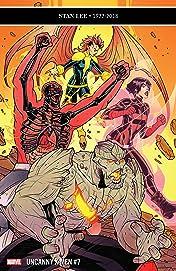 Uncanny X-Men (2018-) #7