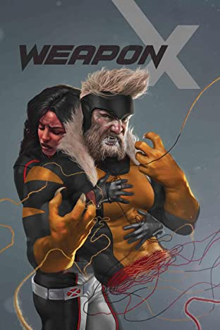 Weapon X (2017-) #27