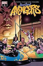 West Coast Avengers (2018-2019) #5